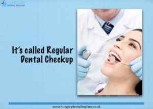 Regular visit to your Dentist - Treatment for bleeding gums