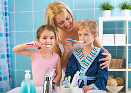 how to Encourage your children to brush their teeth