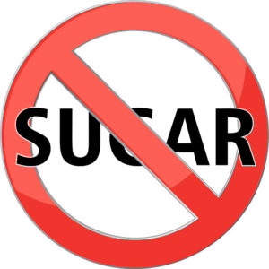 no sugar for oral health